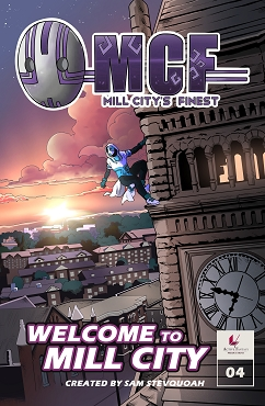 23 WELCOME TO MILL CITY (ISSUE 4) (DIGITAL COMIC)